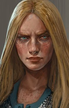 Fantasy Portraits, Best Portraits, Character Portraits, Dnd Characters, Fantasy Characters, Female Characters, Fantasy Rpg, Medieval Fantasy, Female Character Concept