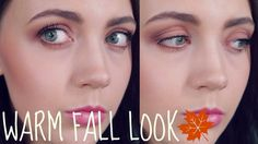 Autumn/Fall Makeup Tutorial 2015 - for Blue & Green Eyes!