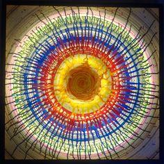 Rotational oscillation method. 100x100 cm. Plexiglass, glaspainting, ledlight. Handmade, Art, Art Background, Hand Made, Kunst, Performing Arts, Handarbeit, Art Education Resources, Artworks