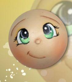 Куклы из фоамирана   МК   Идеи Flower Pot Art, Clay Flower Pots, Eye Painting, Doll Painting, Doll Crafts, Diy Doll, Balloon Face, Doll Face Paint, Flower Pot People