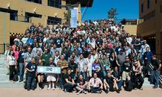 #DrupalCampLA #DCLA group photo