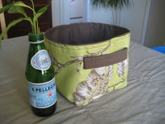 fabric storage buckets - maybe some for Pennsic clothes storage, socks and whatnot