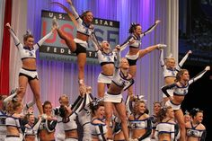 Worlds 2011 Twist and Shout