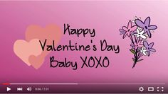 Instant Valentine's Day Gift For Her. Download a Cool video & send it instantly.