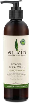 Sukin Botanical Body Wash - Cruelty Free Shop