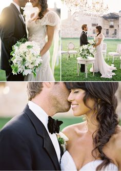 Sunstone Winery Styled Wedding Shoot by Jose Villa
