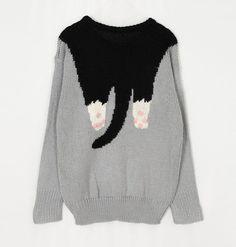 #sweater #cat