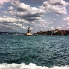 TODAY,USKUDAR MAIDEN'S TOWER & KIZ KULESİ,HAPPY SATURDAY, ÜSKÜDAR ISTANBUL TURKEY