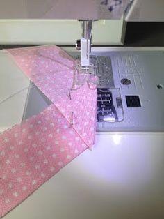 Dica de como fazer viés de tecido | Vivartesanato