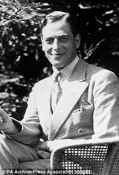 Prince George, Duke of Kent: Son of a king and brother to two more, he was rumoured to have had an affair with Noel Coward gay
