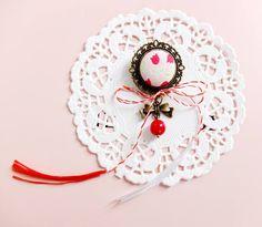 Provocare de mărţişor Crochet Earrings, Create, Spring, Handmade, Gifts, Jewelry, Author, Journals, Hand Made