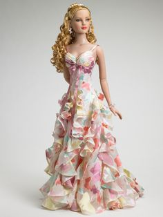 "Confetti - 22"" American Models by Tonner Doll Company"