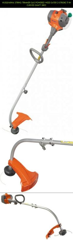 Husqvarna String Trimmer Gas Powered Weed Eater 2-Stroke 17-in Curved Shaft 28cc #racing #technology #trimmers #parts #string #fpv #powered #gadgets #camera #plans #gas #drone #tech #shopping #kit #products
