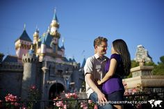 Disney engagement
