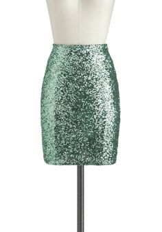 A classic silhouette with a funky twist is the perfect addition to your holiday wardrobe! #sparkle