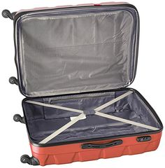 Samsonite Omni PC Hardside Expandable Luggage with Spinner Wheels, Black Cheap Luggage, Luggage Sets, Luggage Brands, Samsonite Luggage, Hardside Luggage, Best Travel Luggage, Large Suitcase, Womens Luggage, 3 Piece