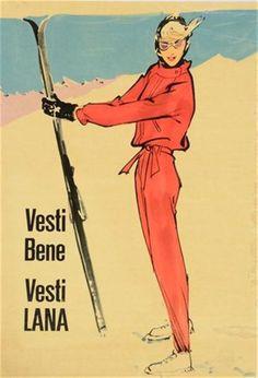 Vesti Lana (1950s)
