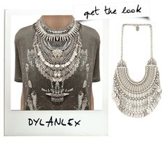 Get the look : DylanLex stacking necklaces