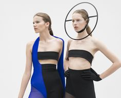 Fengy Tan fashion designer Chinese London Royal College Art pure colors movement Central Saint Martins | Lancia Trendvisions