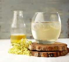 You've been searching the web for – so our super-speedy cookery team have created you a brand-new recipe! Search 'elderflower gin' online to wow your mates with the perfect homemade summer tipple. Fruit Gin, Fruit Infused Water, Homemade Alcohol, Homemade Wine, Gin Recipes, Bbc Good Food Recipes, Cake Recipes, Summertime Drinks, Summer Drinks