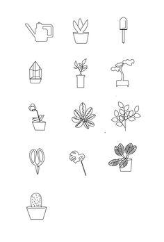 | p l a n t f r i e n d | • #planttattoos •