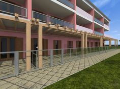 Appartamenti in vendita a Eracle Mare di nuova costruzione, per infofmazioni tel 800408715