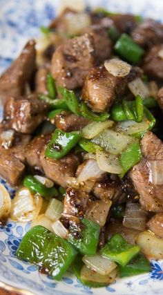 Black Pepper Beef - I wonder if corn starch is okay to substitute for potato starch???