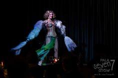 Pala seven show spettacolo burlesque eventi roma e serate