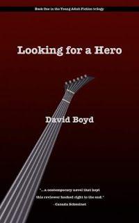 Looking For A Hero - #1 in the YA Trilogy by David Boyd #ebooks #kindlebooks #freebooks #bargainbooks #amazon #goodkindles
