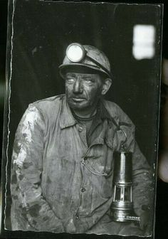 Industrial Artwork & Accents Use your own photos as artwork. Either have prints made and frame them or use one of the many photo-to-canvas prov Industrial Wall Art, Coal Miners, Keep It Real, Toss Pillows, Wall Art Designs, Furniture Decor, Art Pieces, The Past, Canvas