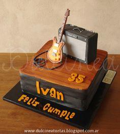 Torta Guitarra PRS