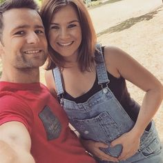 Izzy and Harry Judd are having a baby! #BabyJudd