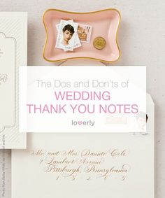 The Anatomy Of A Thank You Note  Bachelorette And The City