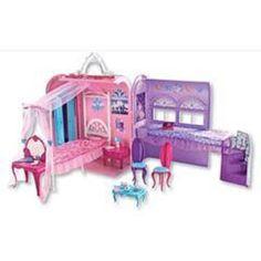 Mattel Barbie BDG50 - Set Casetta di Chelsea con bambola e ...