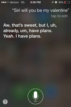 When you didn't believe her. | 29 Times Siri was being a butt hole