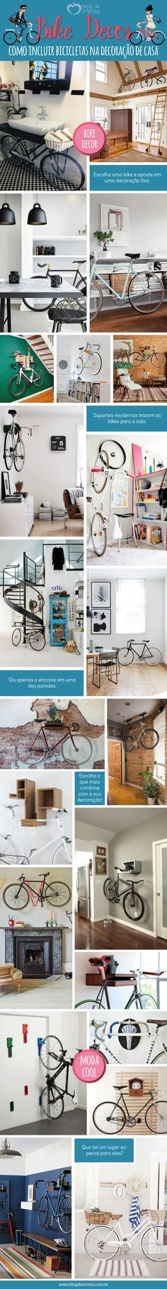 Bike decor: como inc