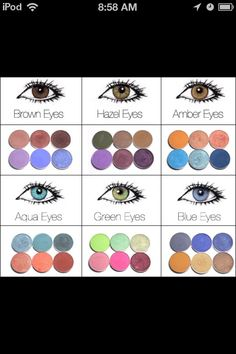 Eye Shadow Colours For Different Eyes (: Makeup To Look Older, Makeup Looks, How To Use Eyeshadow, Natural Beauty Tips, Makeup Junkie, Makeup Addict, Eye Makeup Tips, Hair Makeup, Beauty Makeup