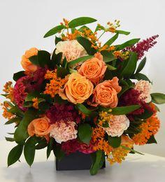 Bouquet d'automne    #bouquet #fleurs #flowers #flowersdelivery
