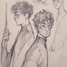 when will i develop a consistent character design for harry ??? ? who knows not me