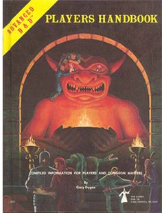 Dungeons & Dragons Players Manual