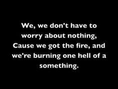 Ellie Goulding - Burn Lyrics