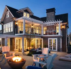 55 Stunning House Exterior Design Inspirations Ideas Post 2019 55 Stunning House Exterior Design Inspirations Ideas Post The post 55 Stunning House Exterior Design Inspirations Ideas Post 2019 appeared first on House ideas. Dream Home Design, My Dream Home, House Design, Patio Design, Future House, Balkon Design, Design Exterior, Dream House Exterior, House Ideas Exterior