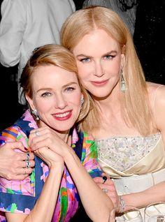 Naomi Watts & Nicole Kidman Are Naomi Watts, Nicole Kidman, Mary Elizabeth Winstead, Teresa Palmer, Rachel Weisz, Penelope Cruz, Eva Green, Amy Adams, Jessica Chastain