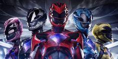Power Rangers ganha dois cartazes SENSACIONAIS