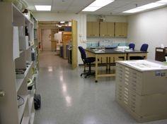 Alaska State Museum Conservation Lab