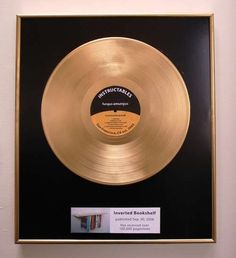 Create your own gold record!