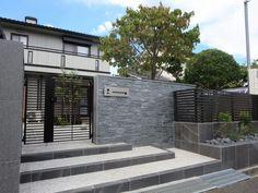 価値を高めるリフォームデザイン20 奈良市~立体感と重厚感が生まれたエクステリア空間~ | ザ・シーズン学園前店のブログ | おしゃれな外構と庭のTOPICS