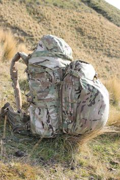 Kelty Map 3500 Three Day Assault Backpack Awesome Pack