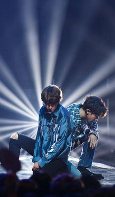 Exo's Chanyeol & Baekhyun Lotto