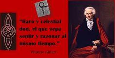 Vittorio Alfieri - Sentir y Razonar